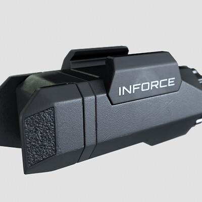 Inforce APL Weapon Light