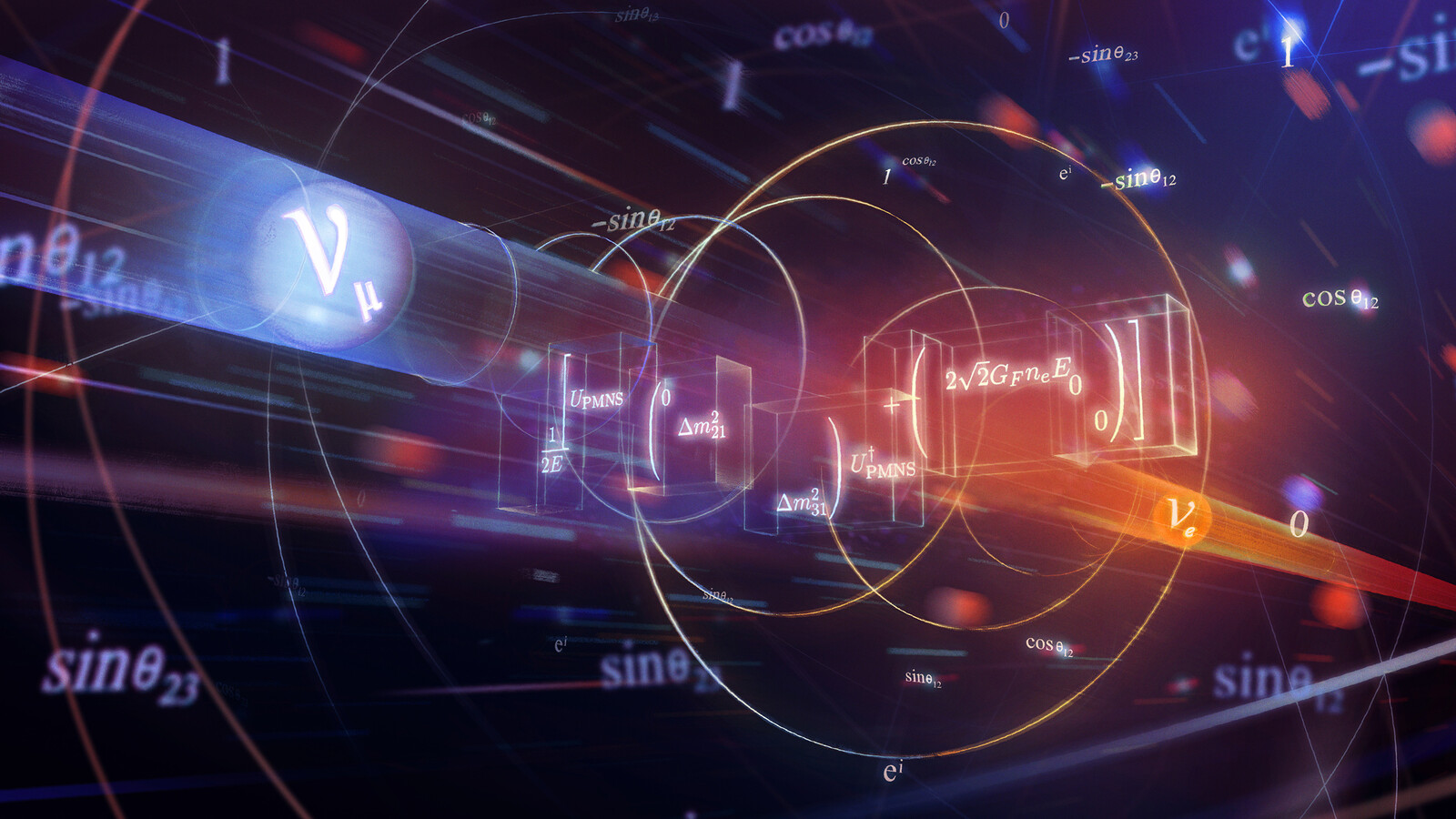 Neutrinos Lead to Unexpected Discovery in Basic Math