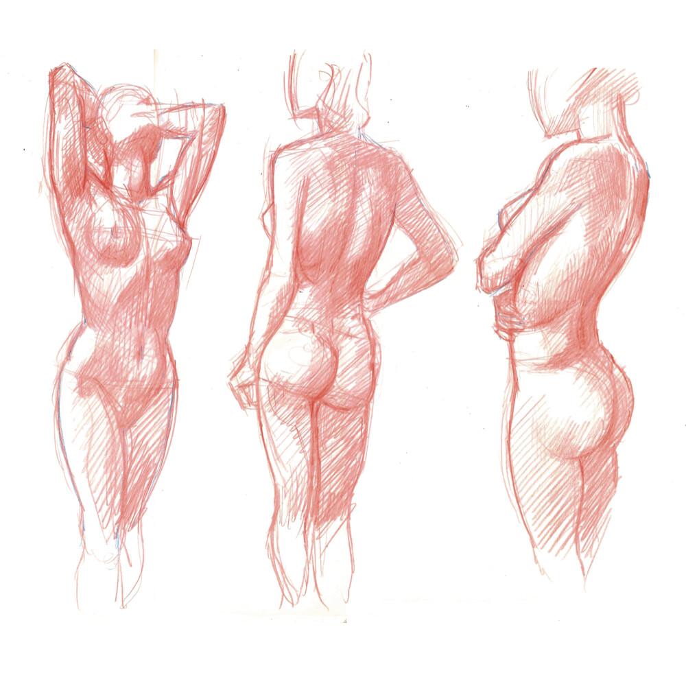 10 minutes sketch