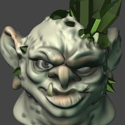 Tia flowers troll 1