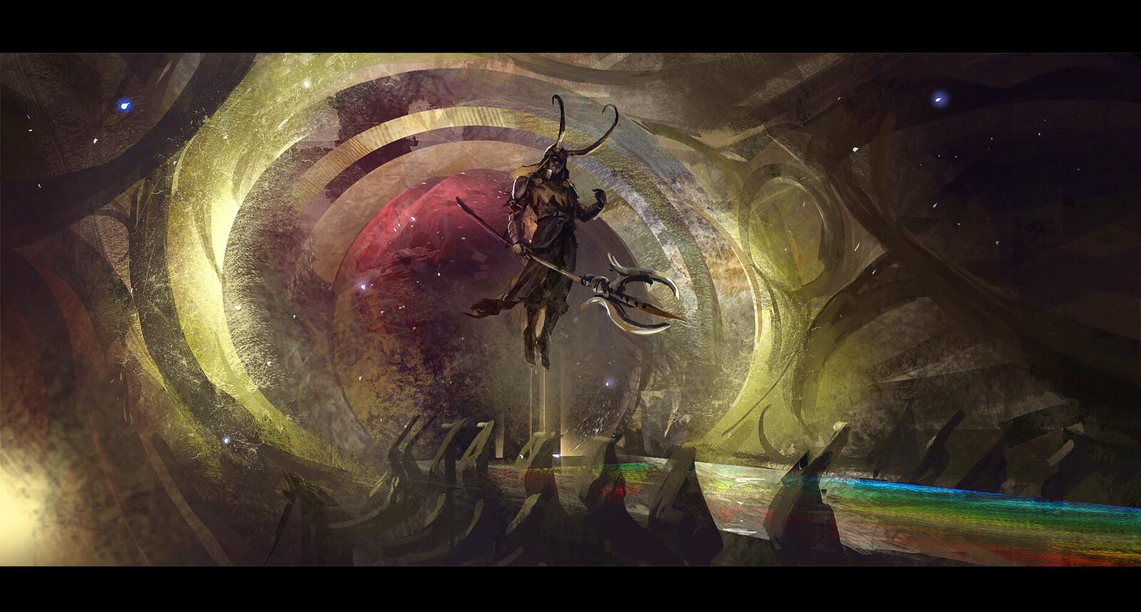 Loki Returns From Dead