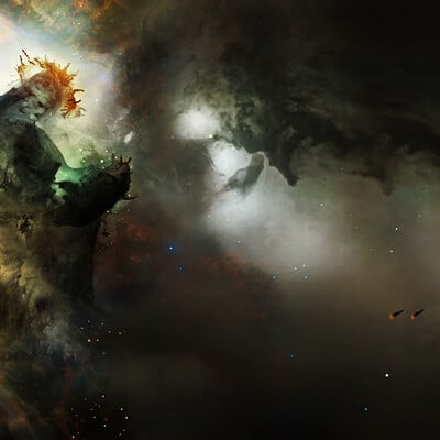 Oleg danylenko prophet nebula