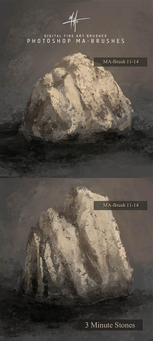 Paint Rocks Stones