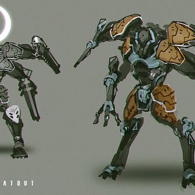 Benedick bana machina design flatout final coloring