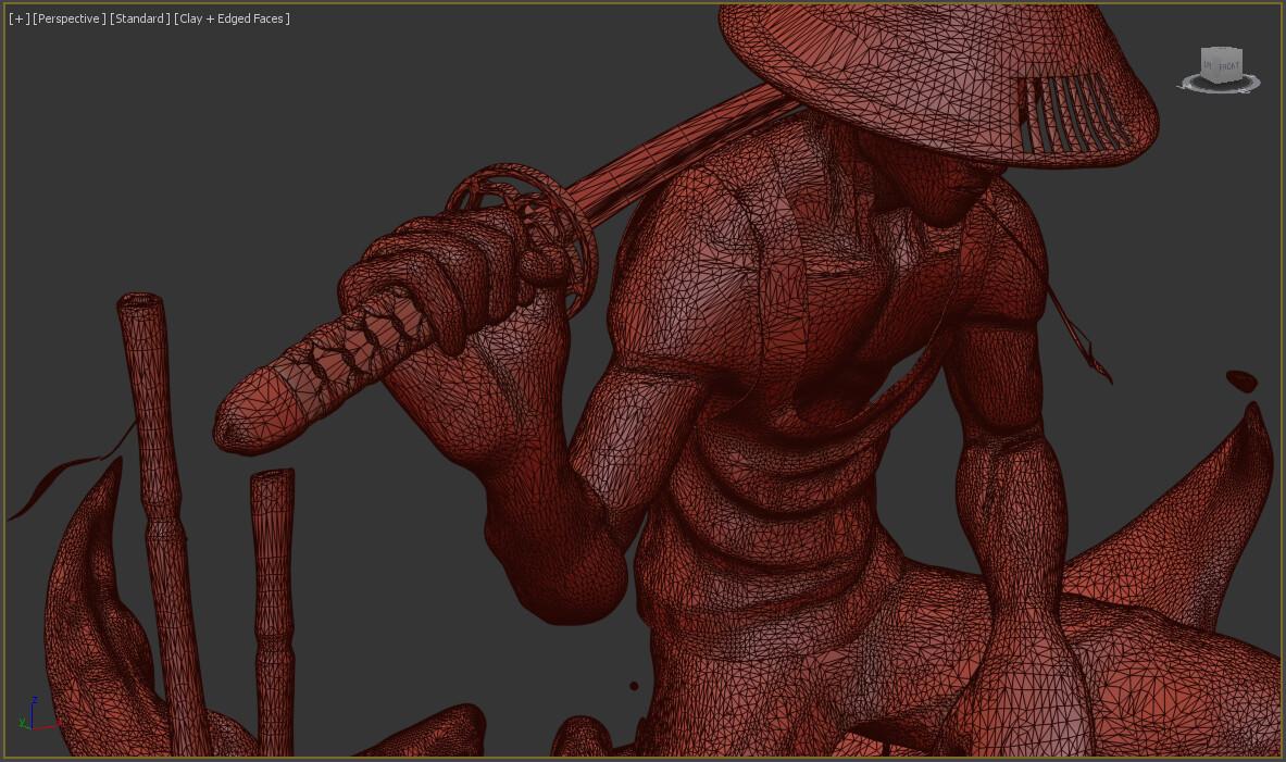 3DsMax (Decimated version)