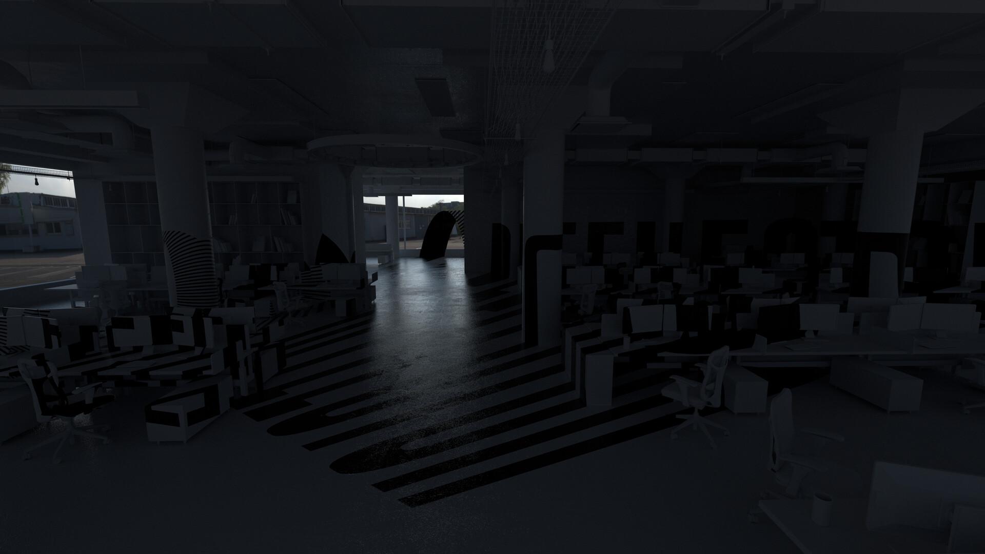 Global Illumination Hdri