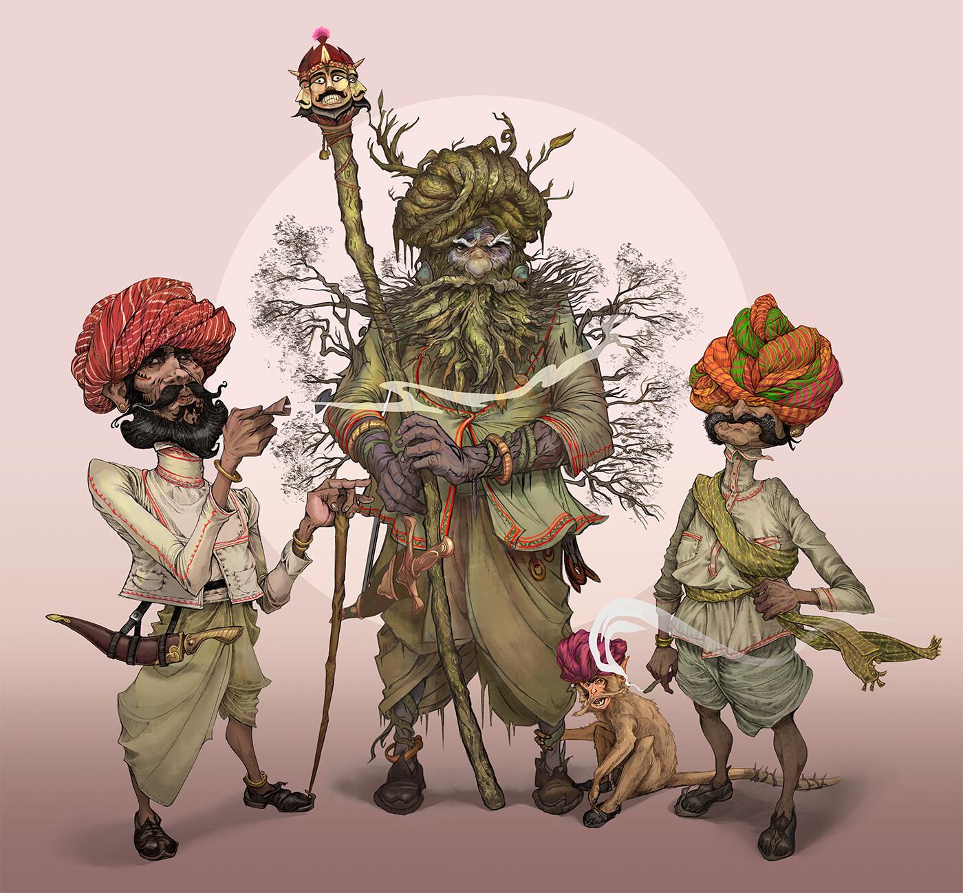 The Village Gang
