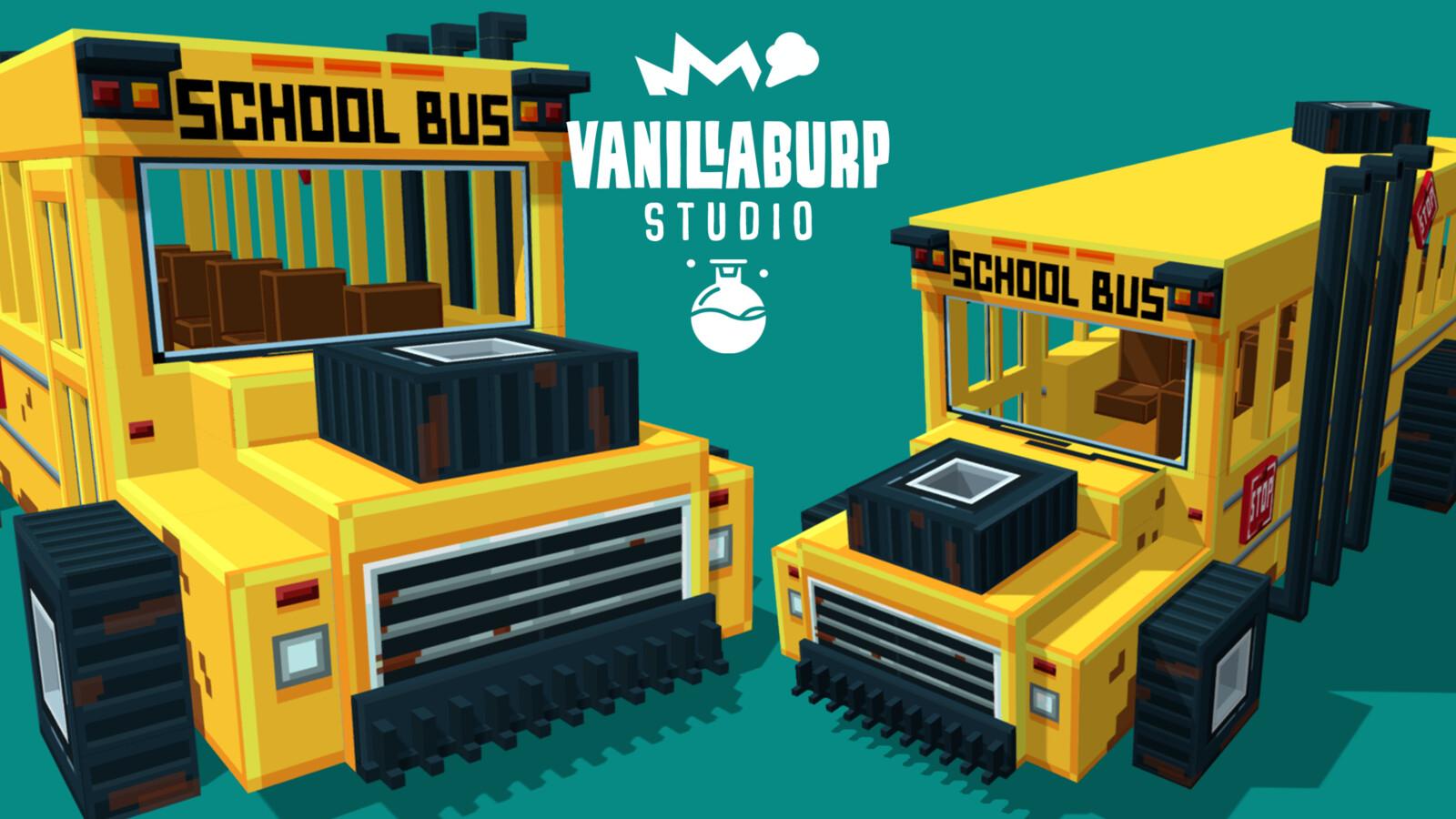 Apocalyptic School Bus