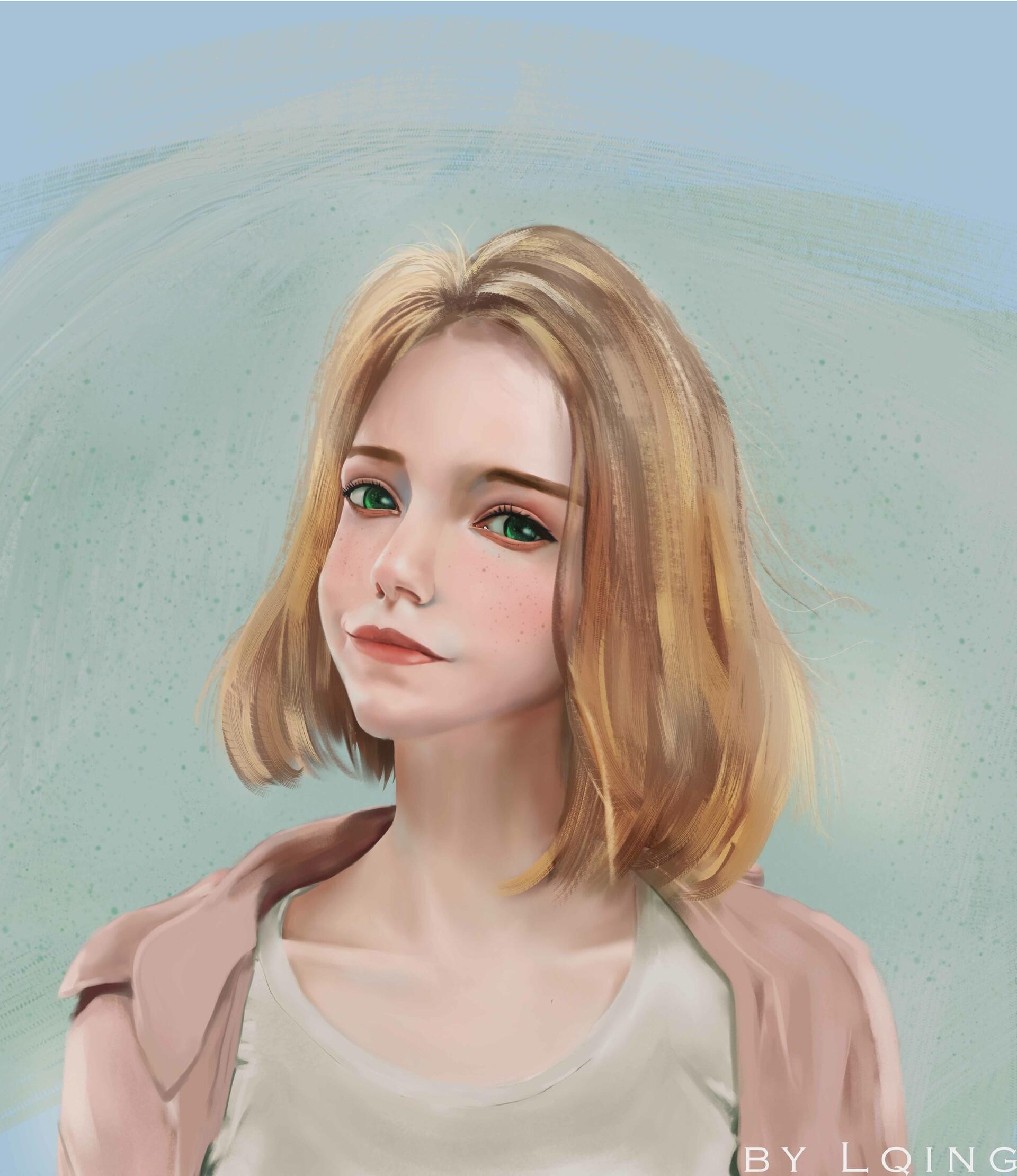 Cute Amateur Blonde Teen