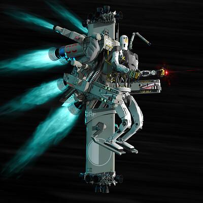 Robots v dinosaurs eva qrf final