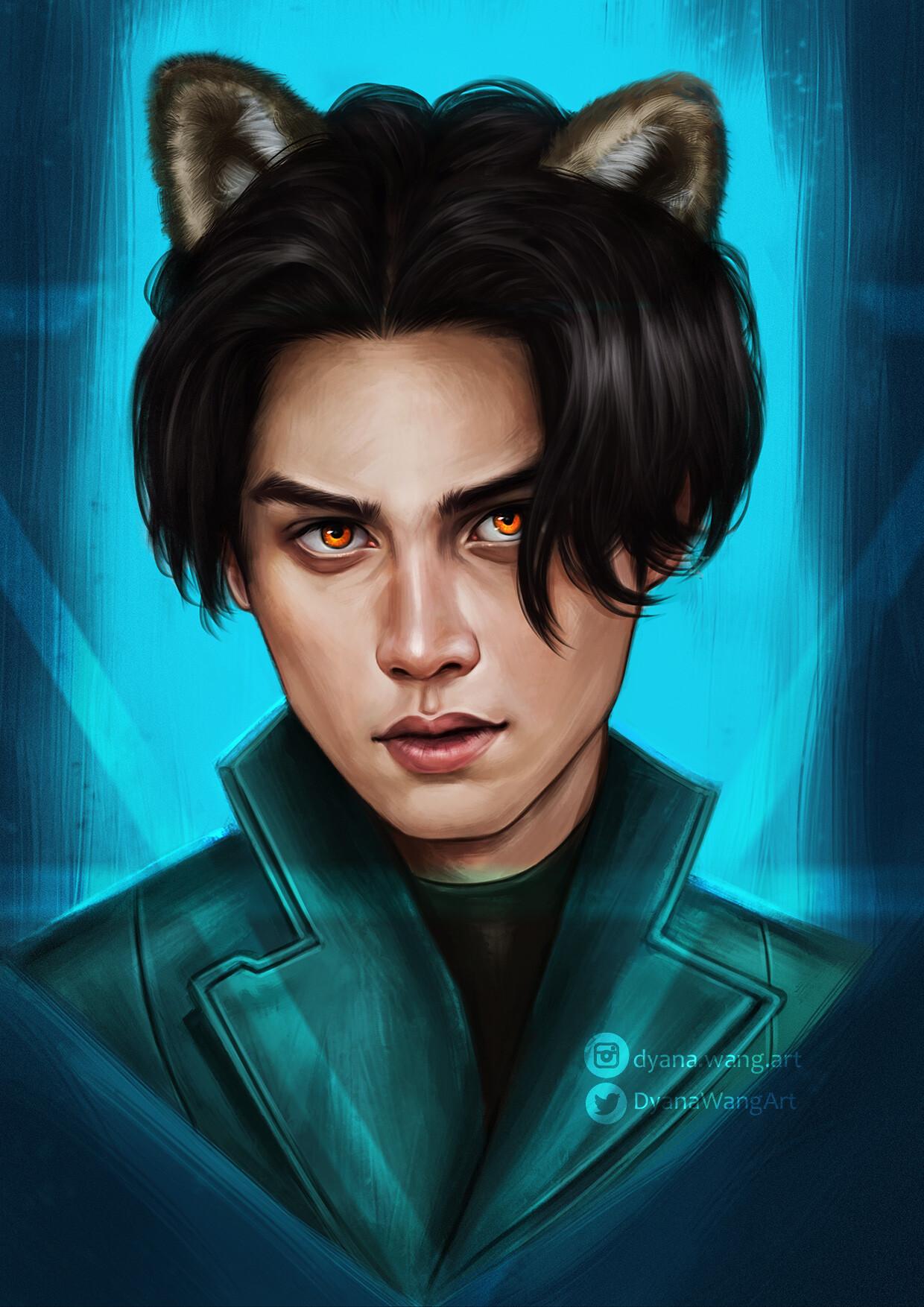 Dyana Wang Bright Vachirawit