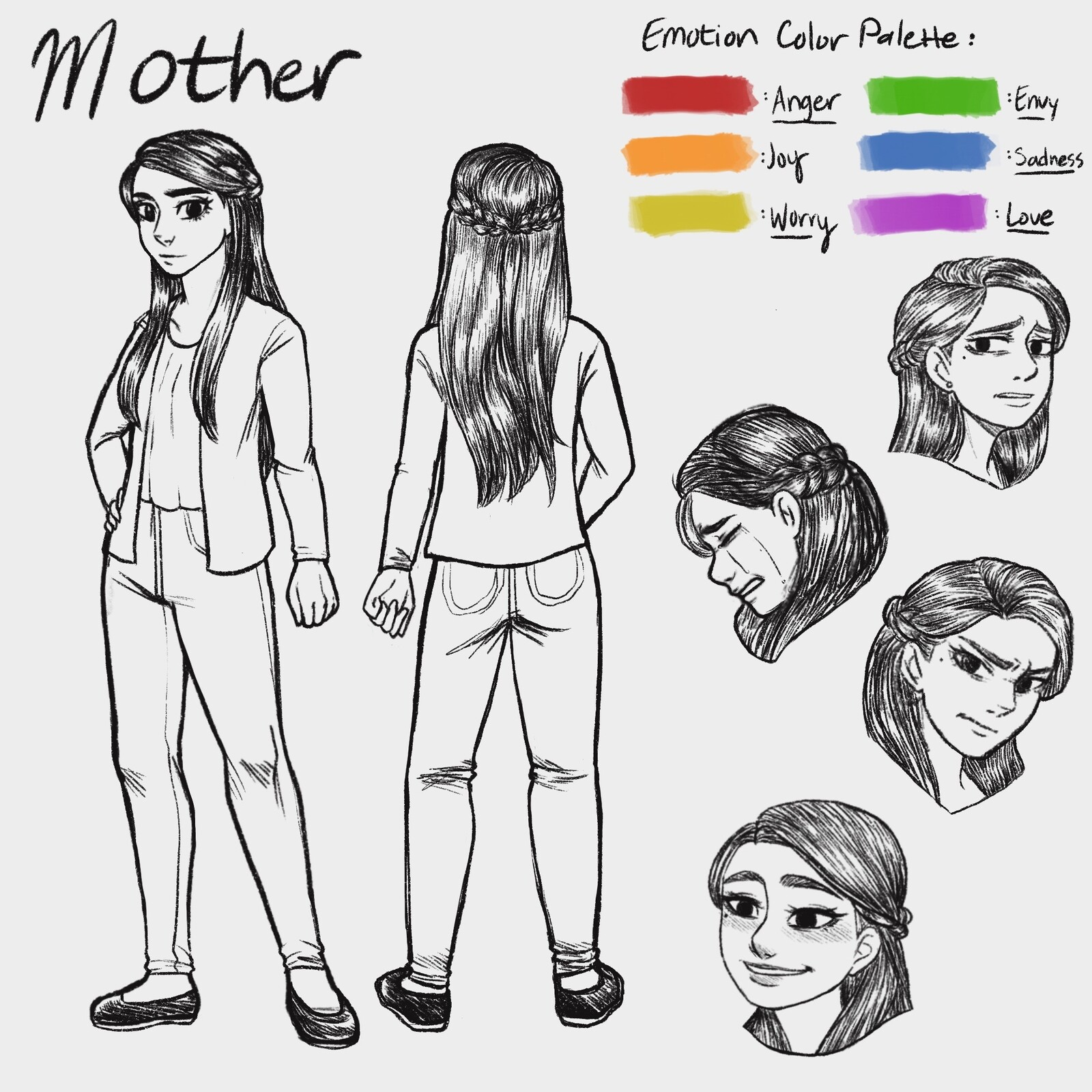 Character Sheet 1/3.