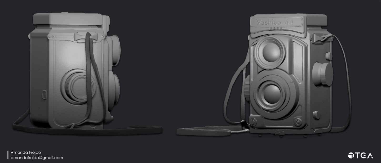 HIgh poly in Zbrush