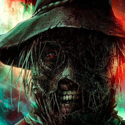 Jeremy roberts scarecrow