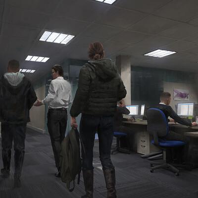 Connor sheehan officeinterior beauty