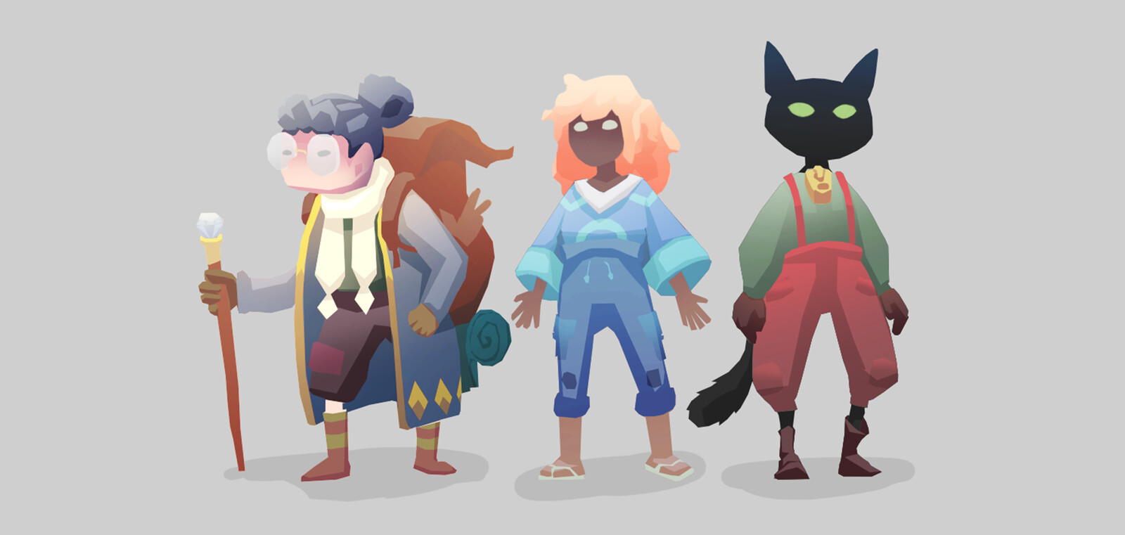 Hero's Journey - Characters