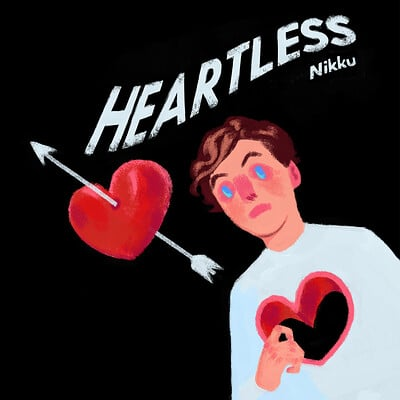 Michael wright nikku heartless 3