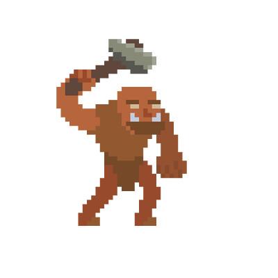Spencer cohen ogre caveman idlev3 export