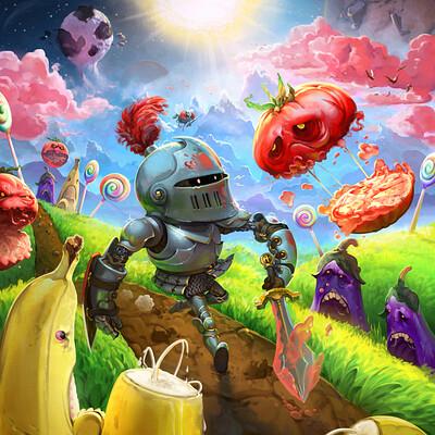 Richard sashigane knight fruit5