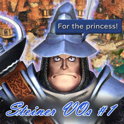 The thumbnail for the Steiner VO #1