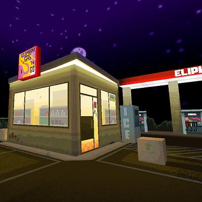 Nathan malone gasstation
