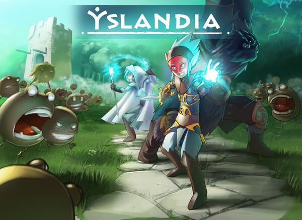 YSLANDIA - Main artwork