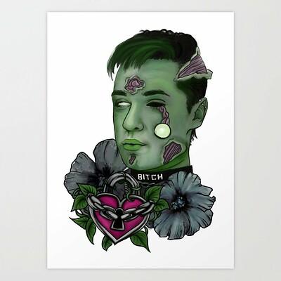 Kay maclean love is dead2858890 prints