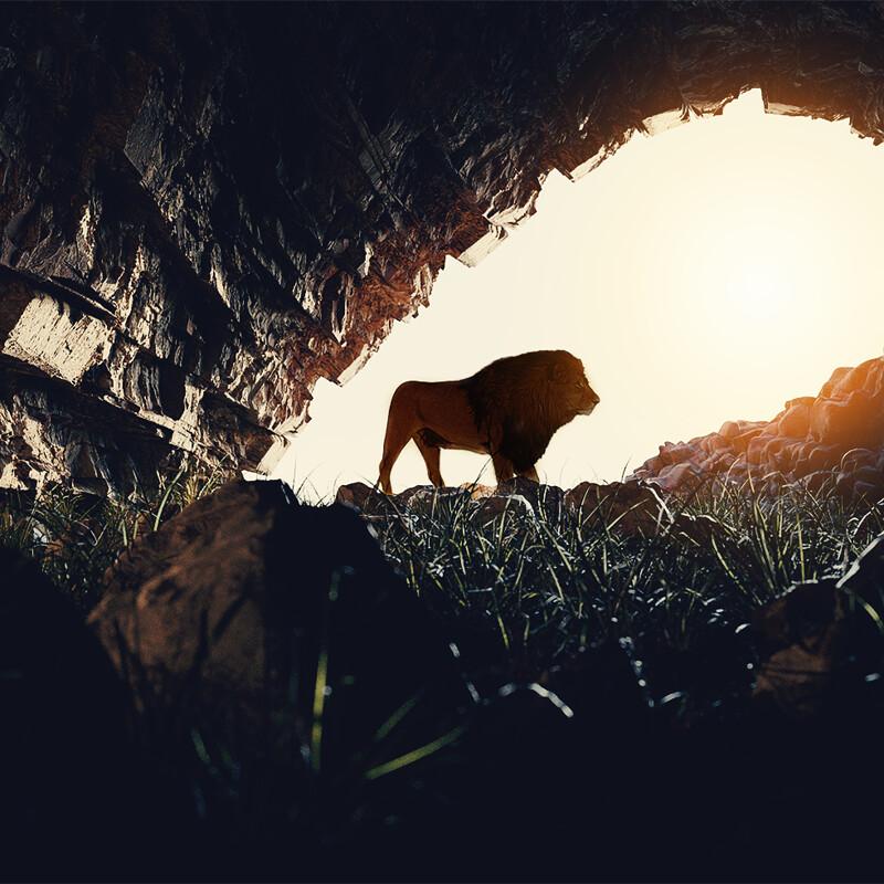Lion Cave