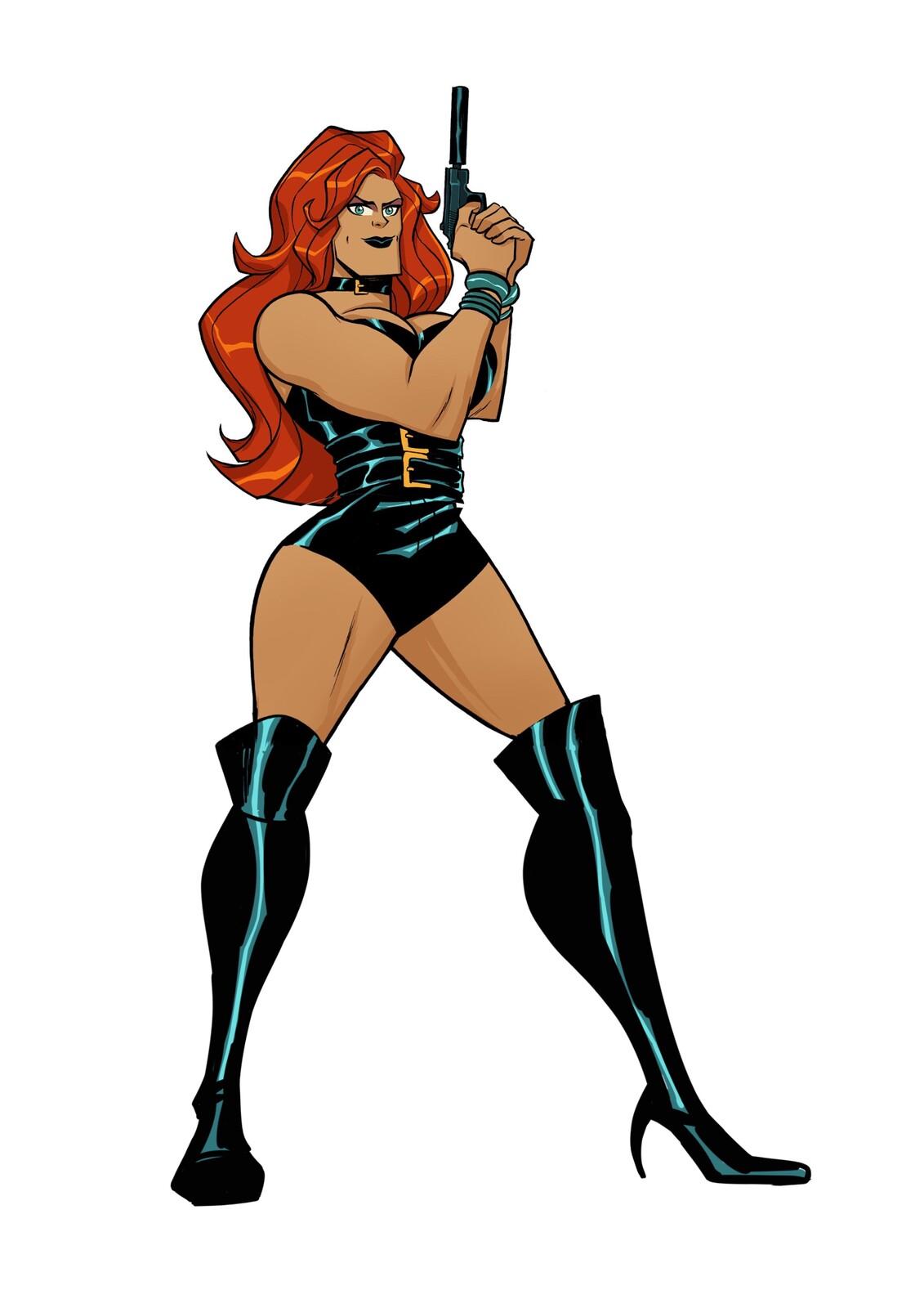 Original Character by Thobias Daneluz