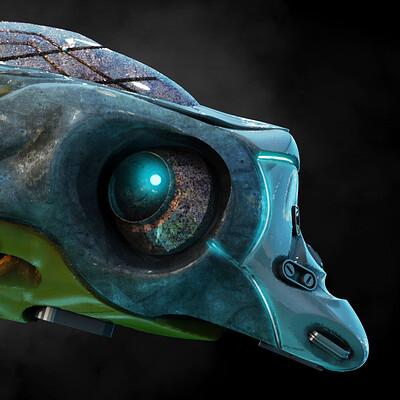 Adam milicevic alien pod colored profile
