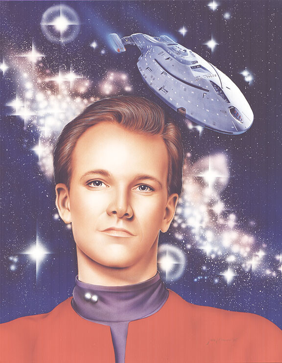 Tom Paris Star Trek Voyager