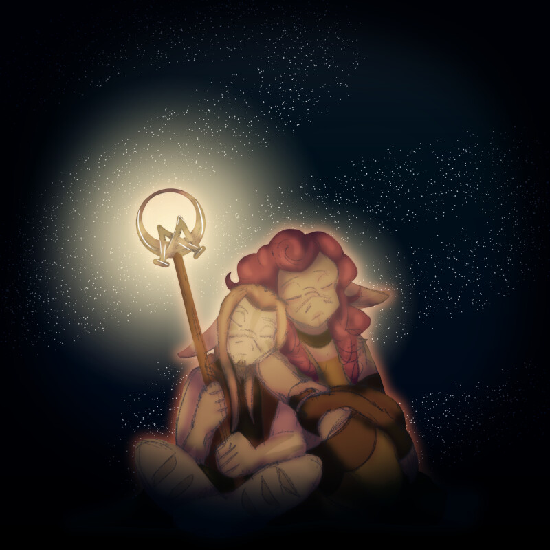 Lasat Mystic and Noble