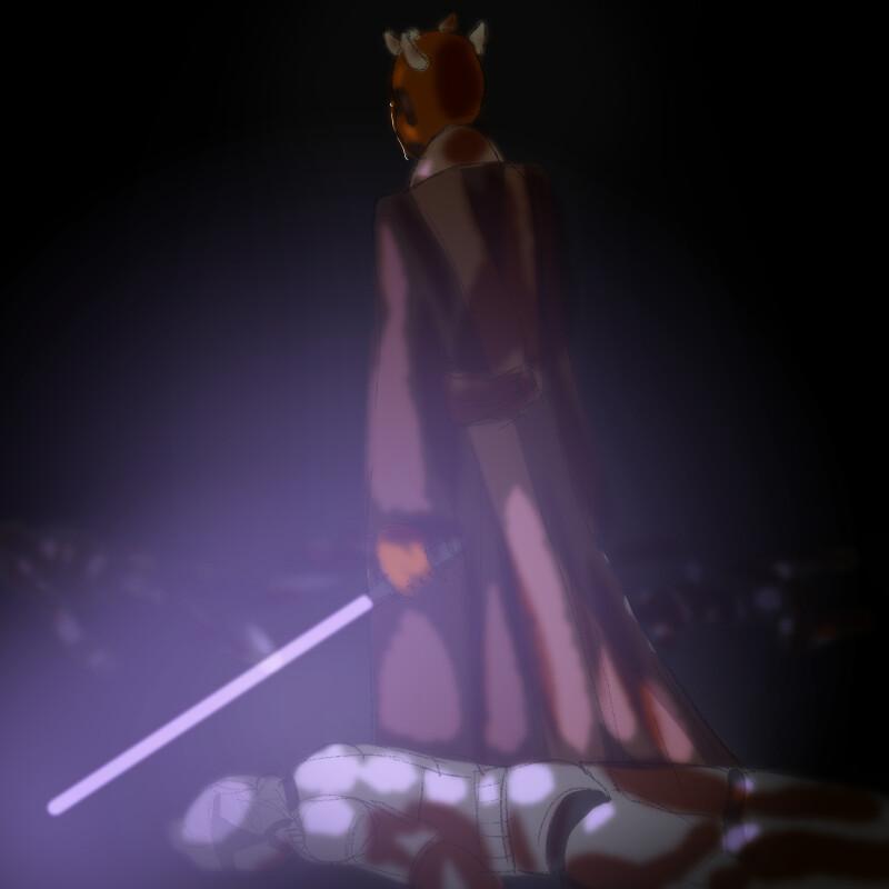 Zabrak Jedi