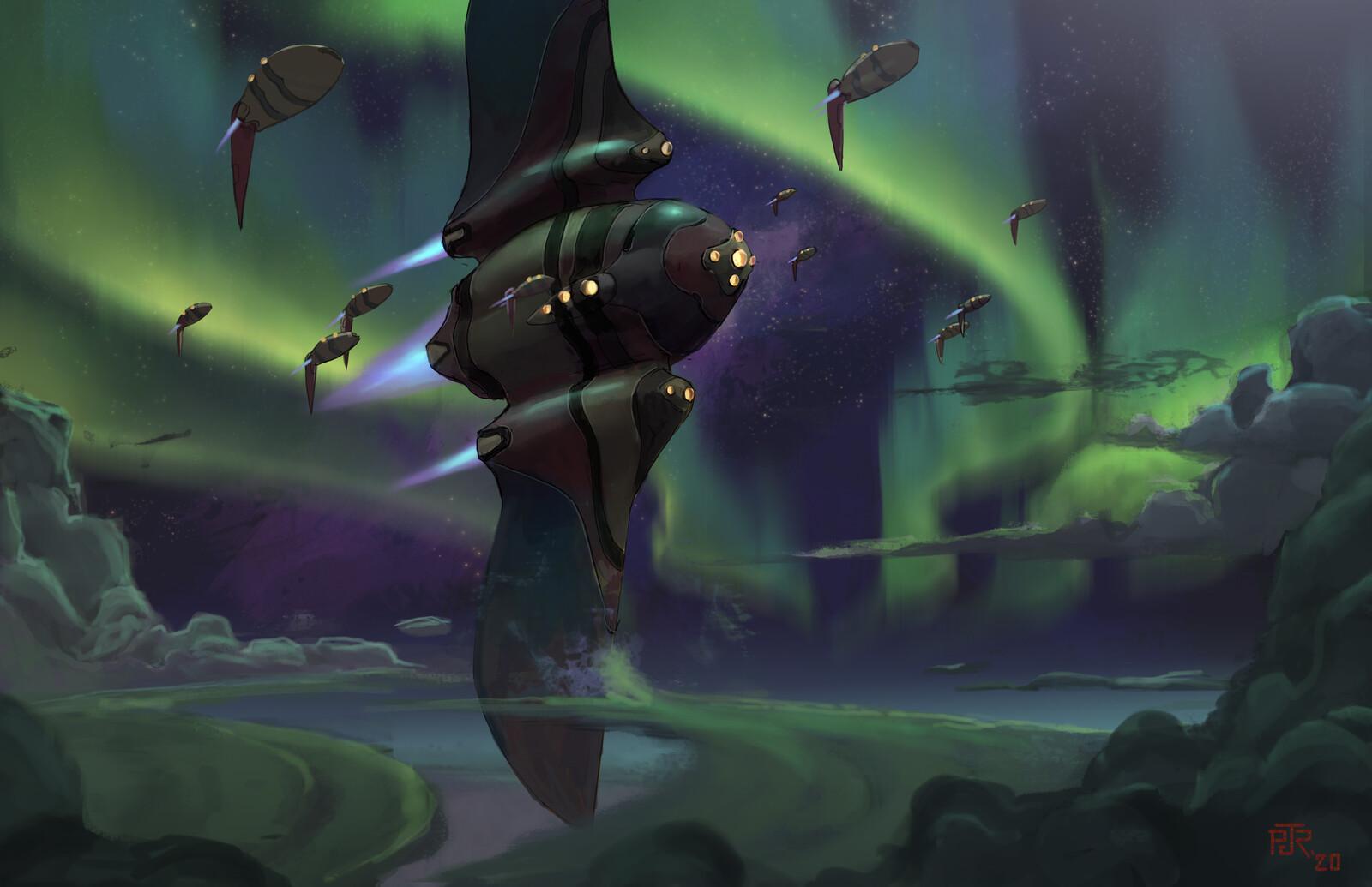Aurora Ship