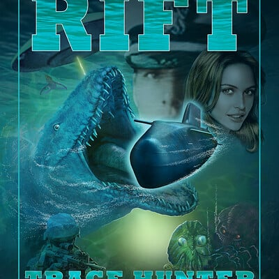 John collado the rift cover web