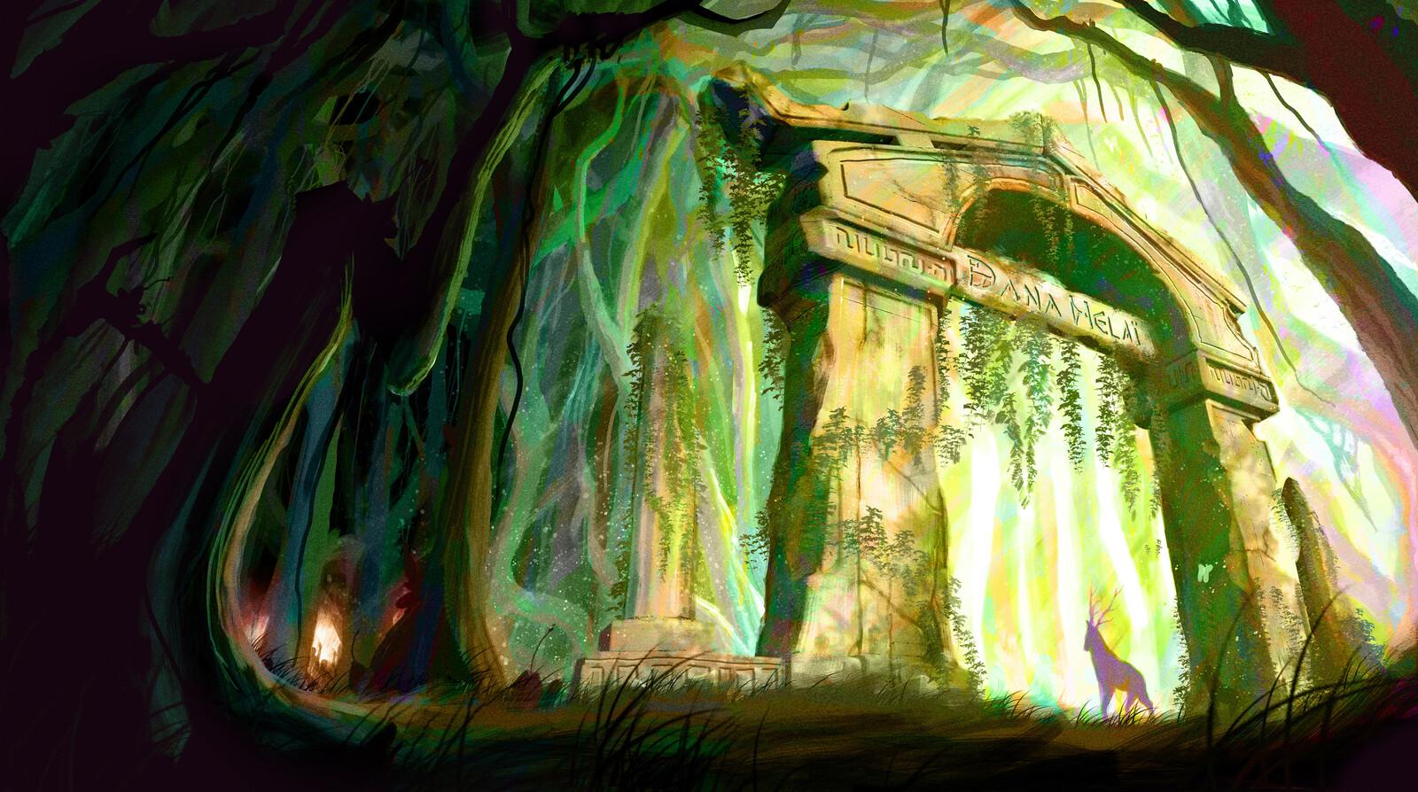 Enter the Gwacha