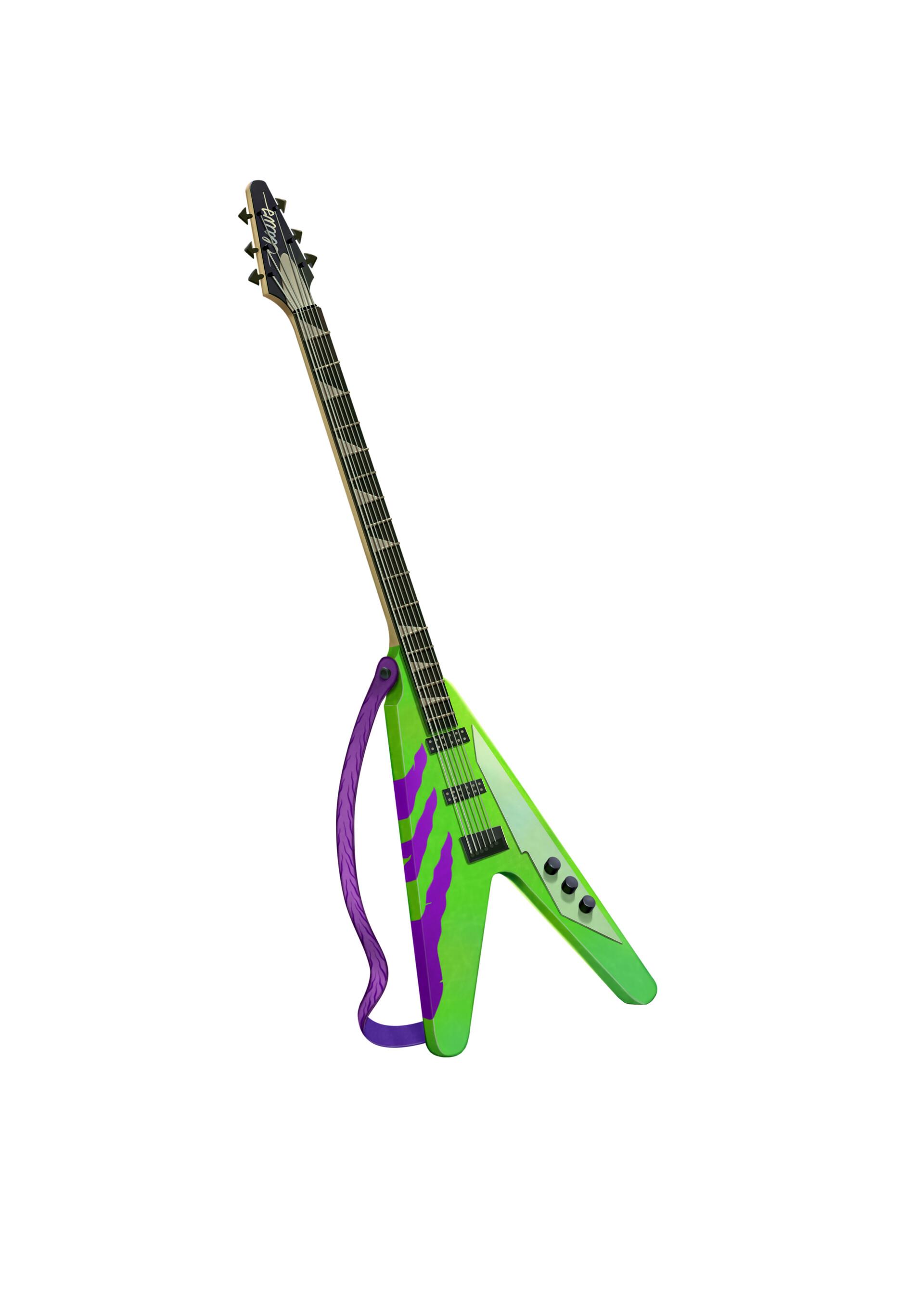 Guitar - Vegancore