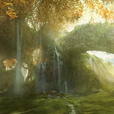 Ryan richmond intrepidstudios ryanrichmond magicalforest03