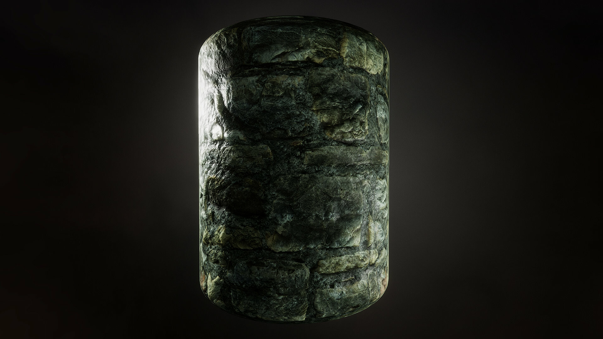 All Textures were made from photographs taken in Poland and Italy. Processed with Materialize, Quixel and Substance Painter.