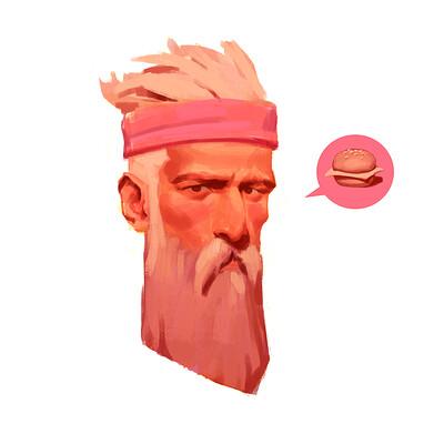 Jens claessens hipsterburger