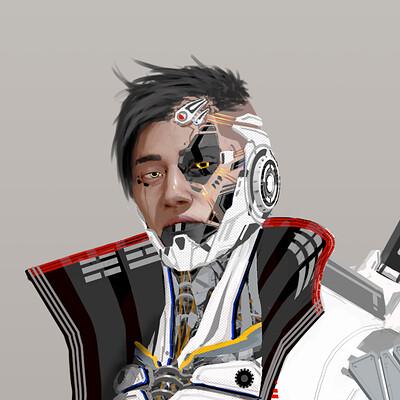 Tu bui crypto cyborg legend