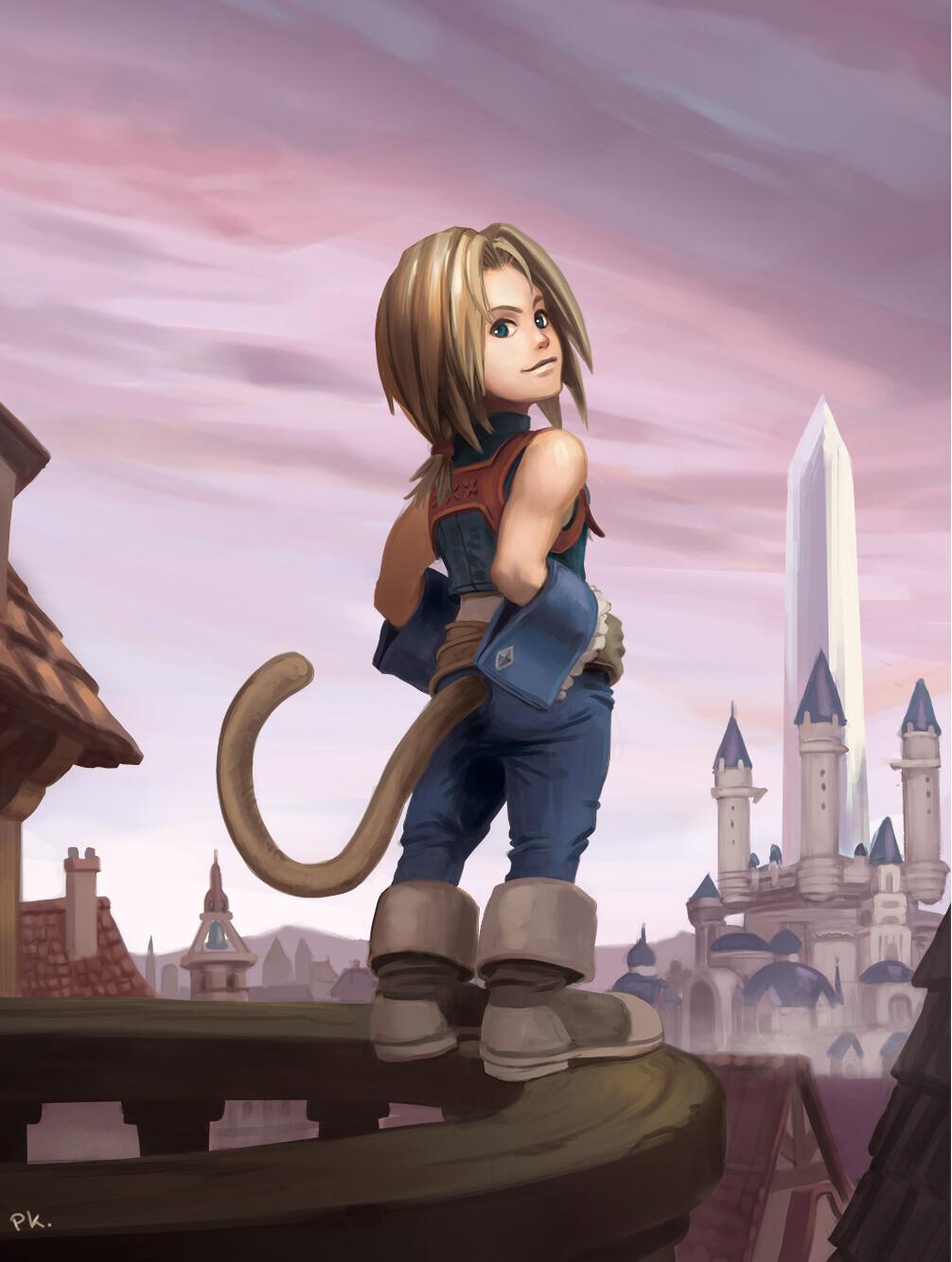 Yitan Tribal - Final Fantasy IX
