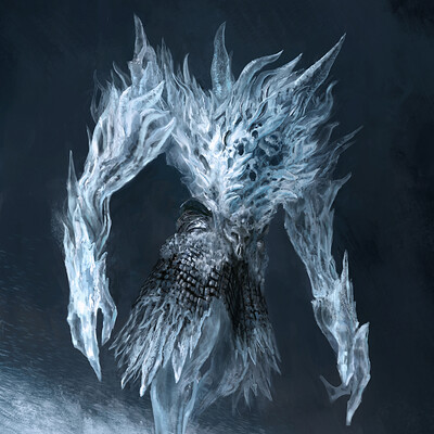 Anton ninov ice monster