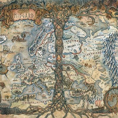 Francesca baerald fbaerald midgardmap mattlarkin
