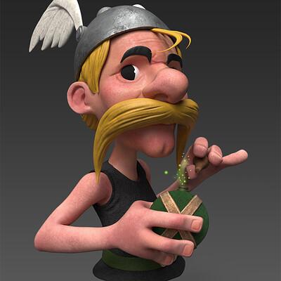 Eric villa asterix