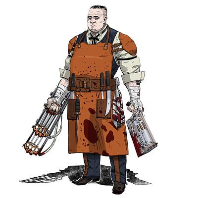 Will kosman butcher insta 01
