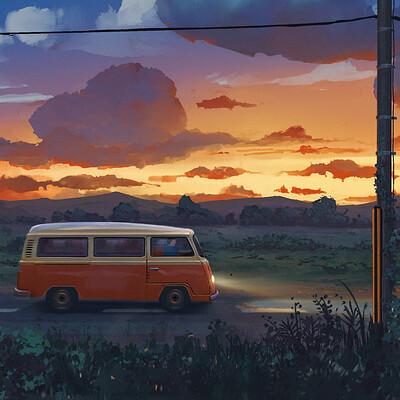 Drive (19/365)