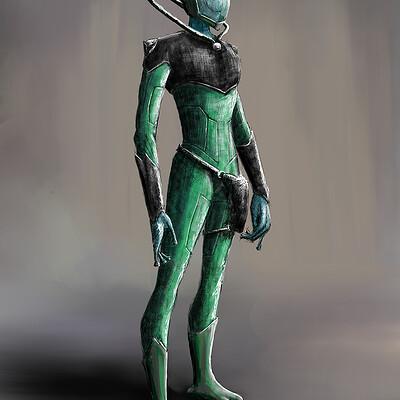 Roxane lapa alien