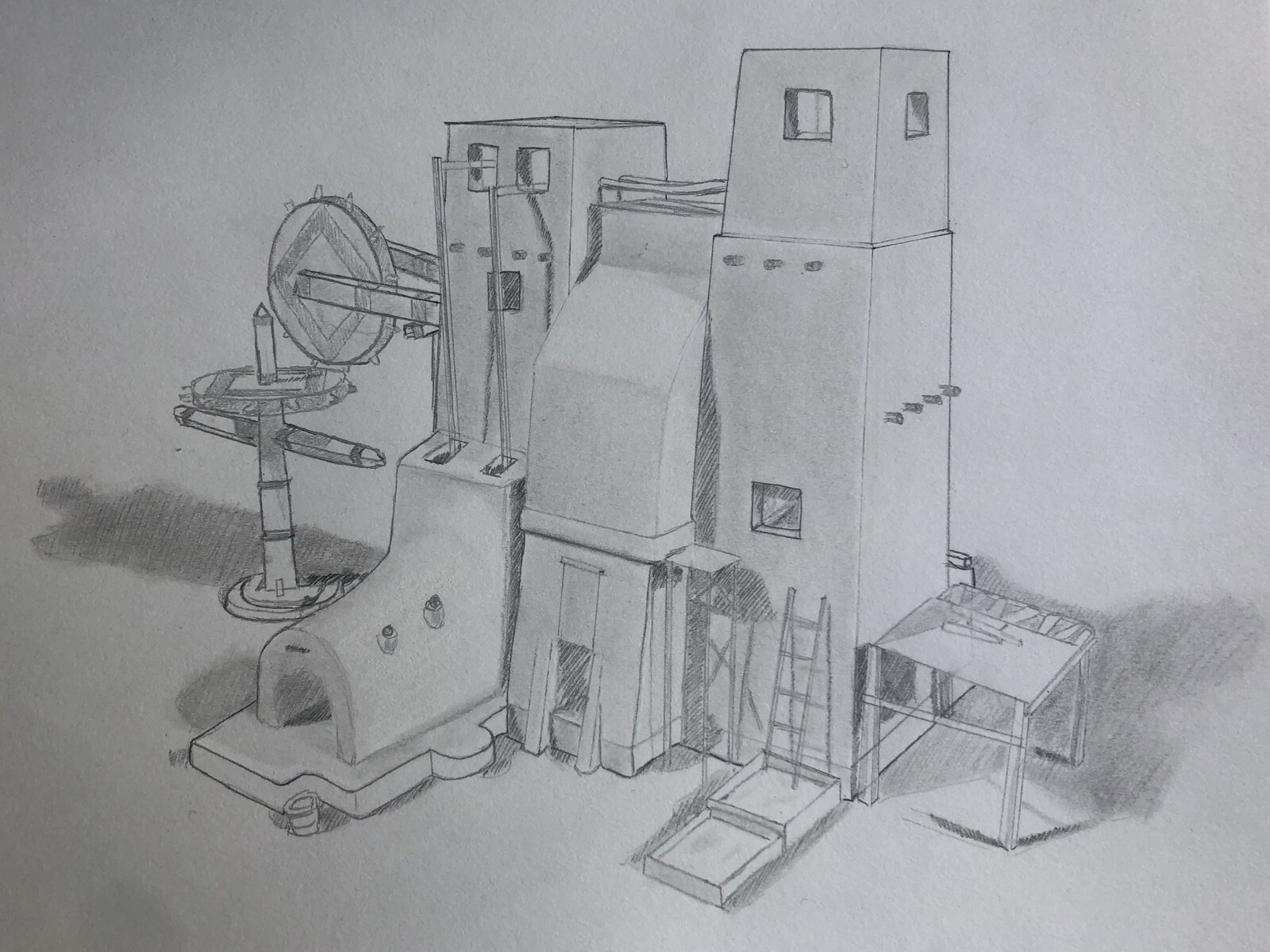 Forge Drawing