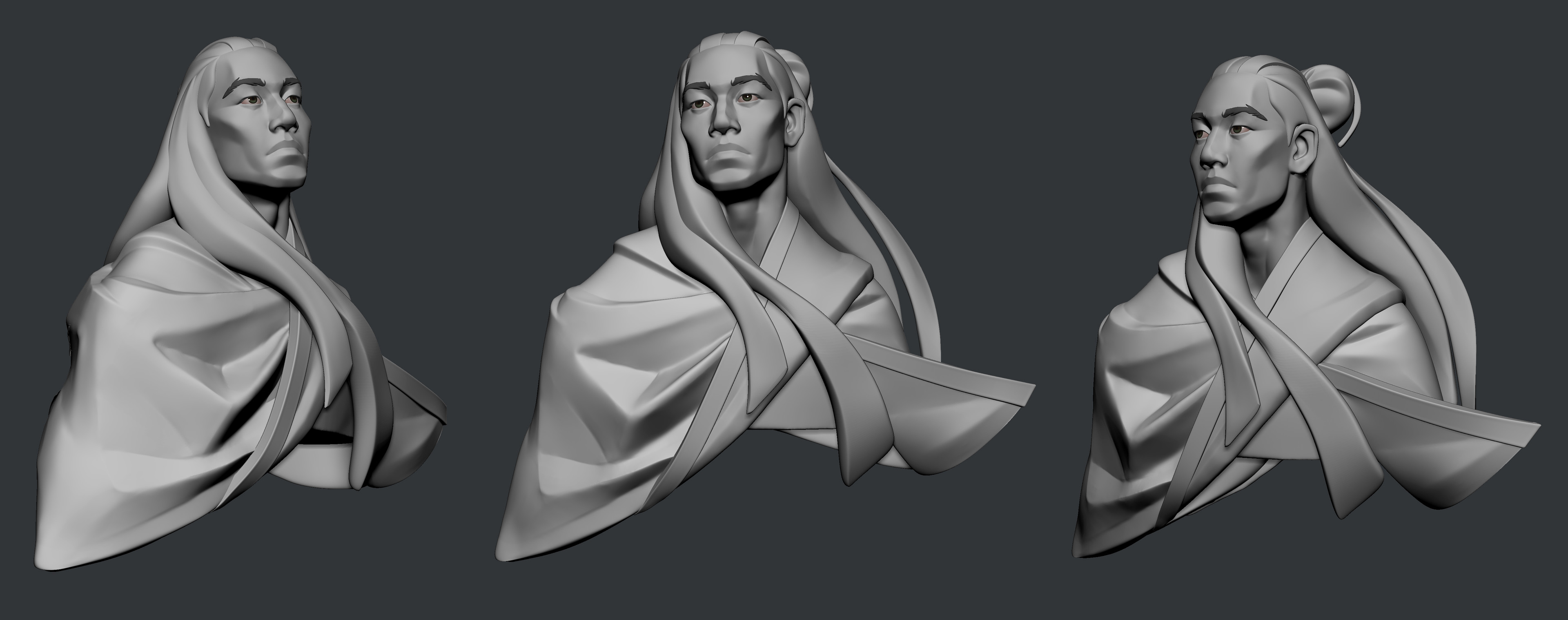 Zbrush Screengrab